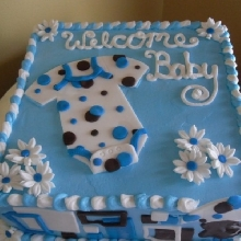 Baby Shower Cake BS3