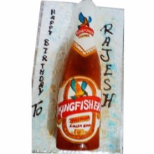 KF Beer Bottle Cake HS2