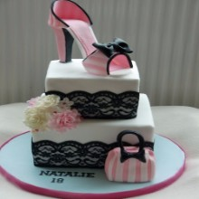 High Heel Shoe Cake HS10
