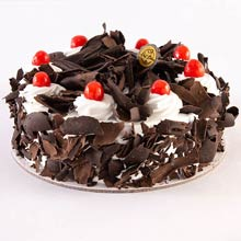 Premium Black Forest Cake One Kg