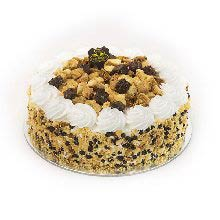 Cookies Cream Gateaux Cake Half Kg