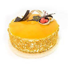 Premium Butter Scotch Cake One Kg