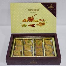 Turkish Baklava Sweets Box 250 Gram