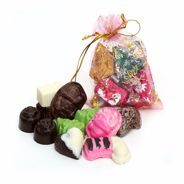 Chef Bakers Assorted Chocolates Pouch 100 Gram Hyderabad