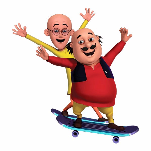 Motu Patlu Photo Cake PC80